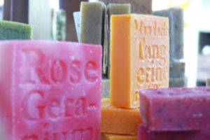 Corrynne's Naturally Luscious Soaps