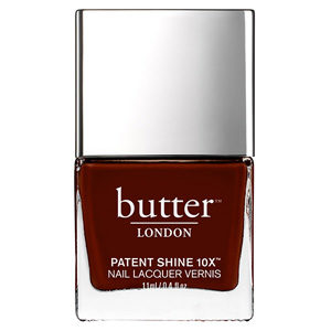 Rather Red Patent Shine 10X Nail Lacquer 11ml