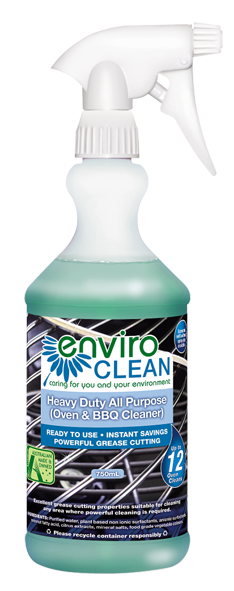 Heavy Duty All Purpose (Oven & BBQ Cleaner) 750ml