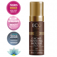 ECO Tan -Cacao Tanning Mousse