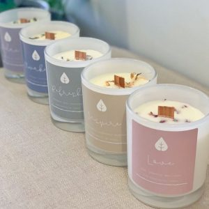 INDAH – Pure Essential Oil Candles