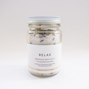 The Handmade Collective – Botanical Bath Salts 120g